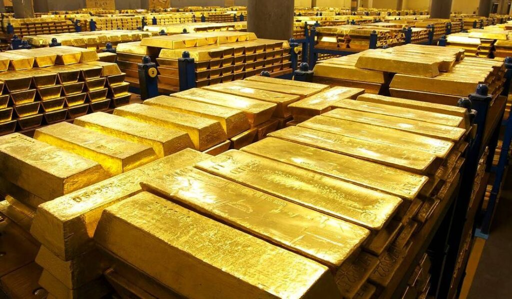 2eaa77285984b732124a35b336c1015f 1024x599 - Аналитики JP Morgan ожидают новые рекорды золота