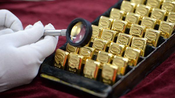 30062124.328425.1628 - Кризис: инвесторов не пугает высокая цена золота