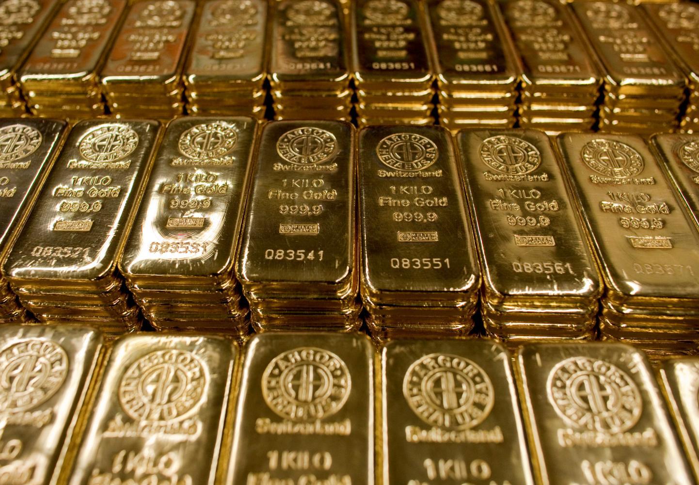 3349064 - Весна 2020: настоящая драма на рынке золота