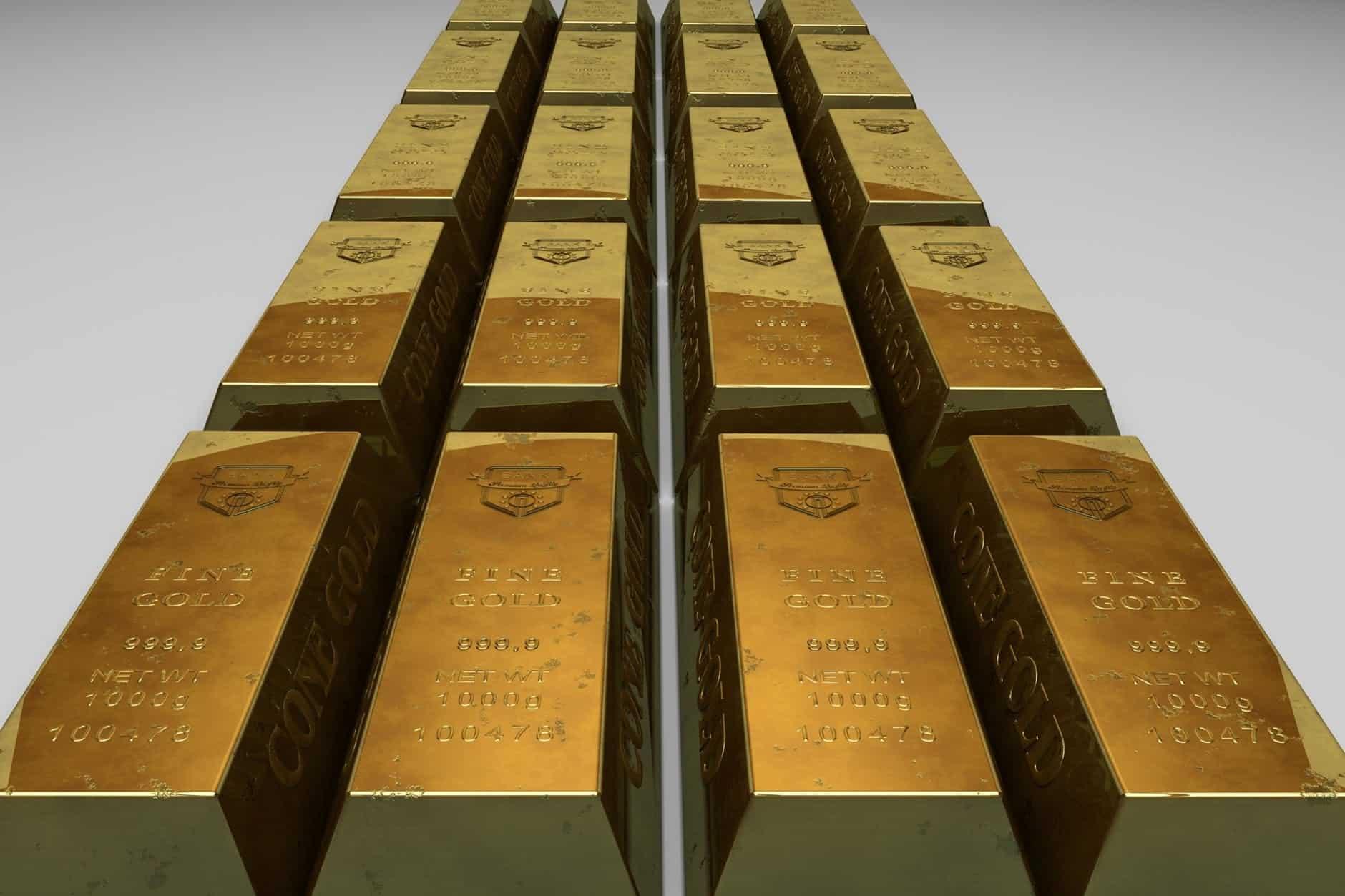 or - Марк Стейси: цена золота в точке разворота