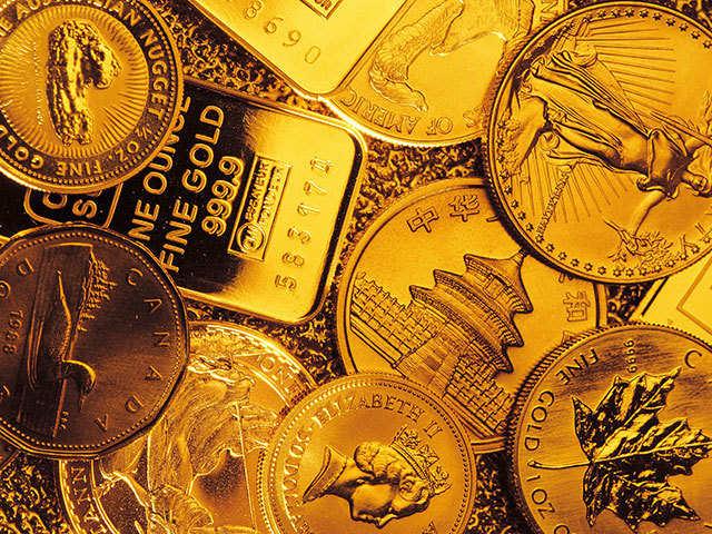 purity of gold coins - «Бумажное» золото всё меньше влияет на физическое