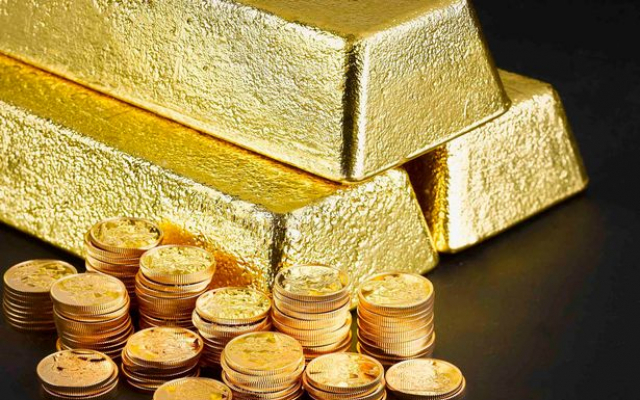 zoloto 1 - Incrementum AG: покупать золото при каждой коррекции
