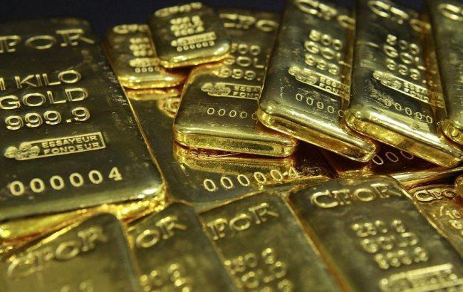 gold - Bloomberg: на рынке золота царит хорошее настроение