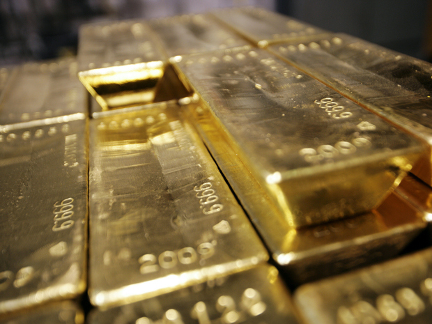 kupit slitok zolota v sberbanke stoimost - Швейцария: крупные поставки золота в США