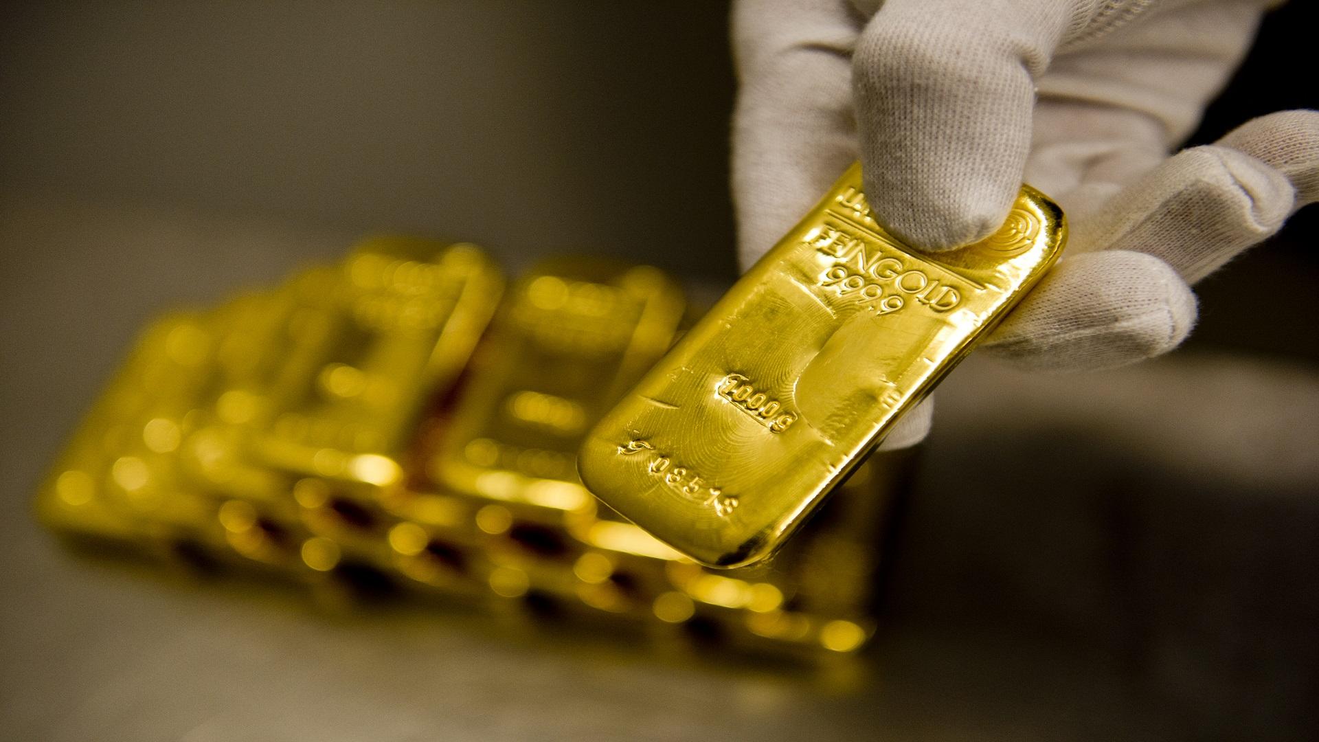 slitki - Saxo Bank: прорыв золота не состоялся, но тренд в силе