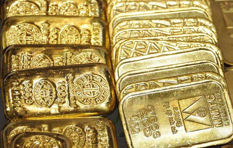 gold bar 800x509 1 - ФРС США может всё, но не печатать золото