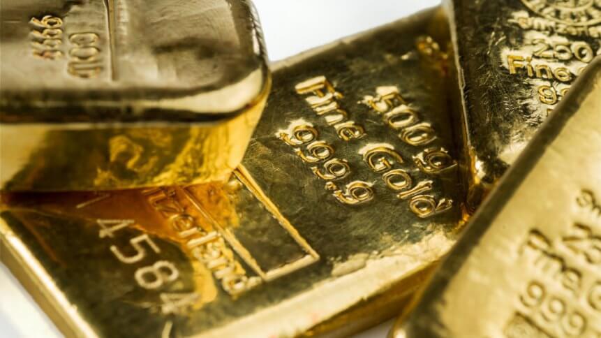 kupit slitok zolota 1 - Джеймс Терк: золото превысит 1900$. Что дальше?
