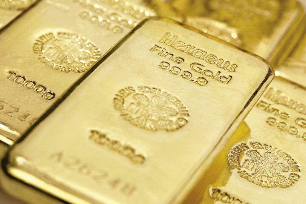 kupit slitok zolota 2 1024x683 - Цена золота в долларах вблизи исторического рекорда