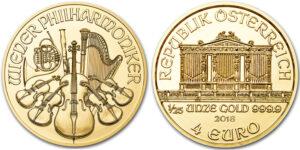 Investicionnaya moneta Venskij Filarmoniker 300x150 - Инвестиционная монета Венский Филармоникер