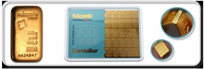 combibar valcambi - Valcambi