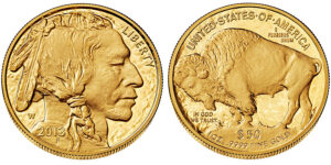 moneta Amerikanskij buffalo 300x150 - монета Американский буффало