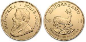 moneta juzhnoafrikanskij krjugerrand 300x148 - монета южноафриканский крюгерранд