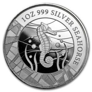 moneta morskoj konjok samoa 300x300 - Монеты