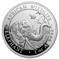 moneta slon somali - Монеты