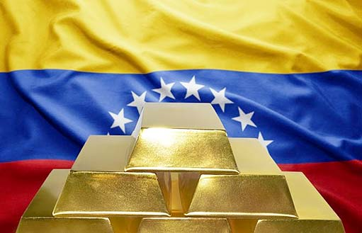 zoloto Venesuely - Золотой запас Венесуэлы на минимуме за 50 лет
