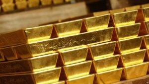 zolotye rezervy centalnogo banka 300x169 - купить слиток золота