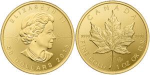 Kanadskij klenovyj list moneta 300x150 - Канадский кленовый лист монета