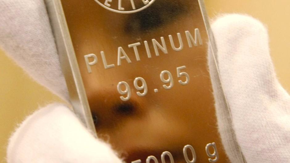 platinum cena - Дефицит на рынке платины: прогноз, перспективы