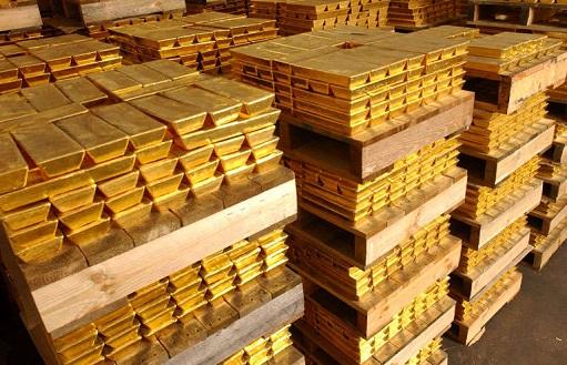 zoloto hranilishhe - Сколько золота действительно хранится в Лондоне?