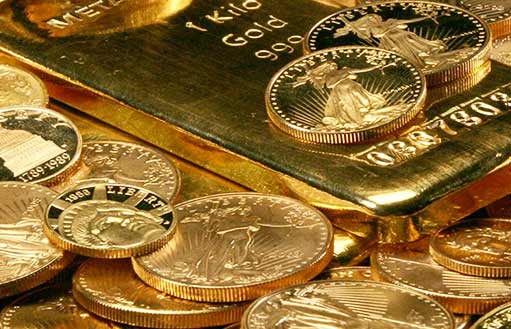 zoloto monety slitki - Физическое золото: что лучше монеты или слитки?