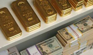 zoloto dollar 300x179 - золото доллар