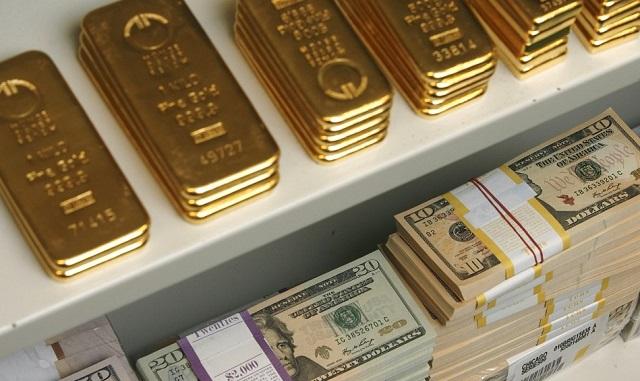 zoloto dollar - Эгон фон Грейерц: Нас ждёт самый ужасный сценарий - смерть бумажных валют