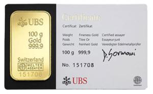 gold 100 g ubs swizerland 300x184 - gold 100 g ubs swizerland