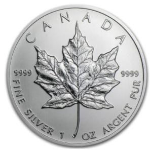 klenovij list moneta serebro 300x300 - кленовій лист монета серебро